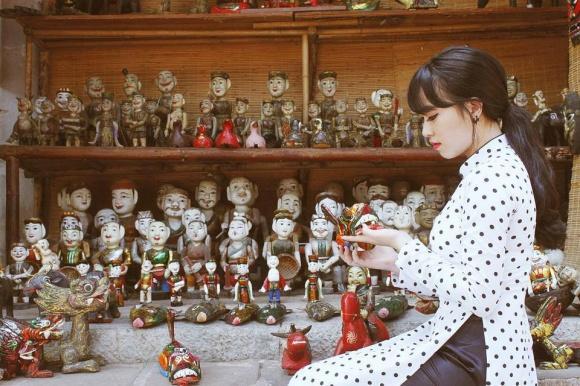 Ngỡ ngàng trước nhan sắc xinh đẹp của em gái MC Hoàng Linh-6