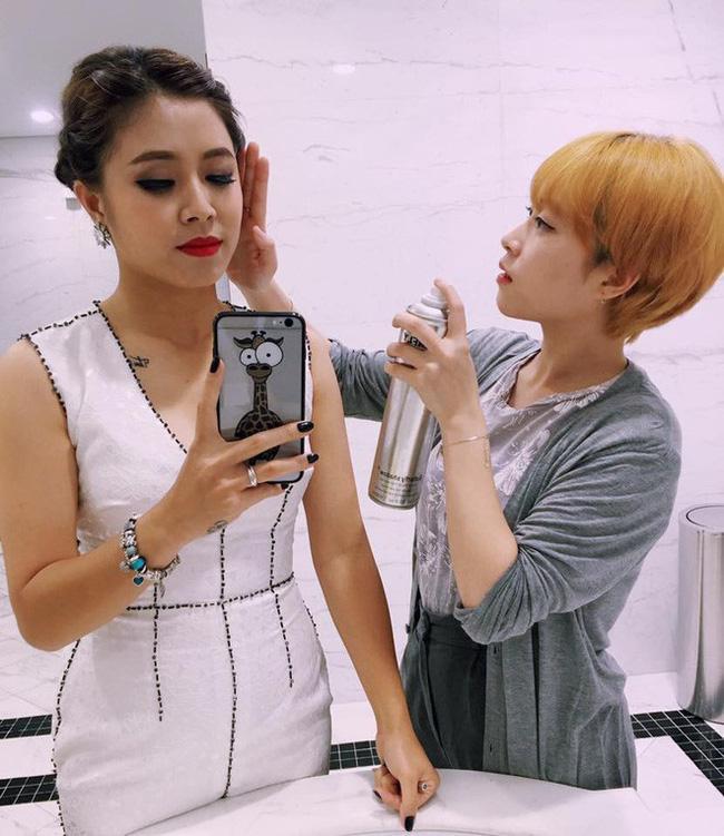 Tạm quên ồn ào tình cảm, MC Hoàng Linh còn gây chú ý khi có em gái sở hữu nhan sắc đẹp tựa hotgirl-7