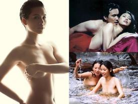 Những 'bông hậu' Việt từng mạnh dạn cởi đồ chụp ảnh nude - đóng cảnh nóng