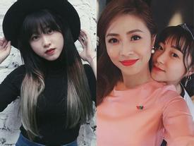 Tạm quên ồn ào tình cảm, MC Hoàng Linh còn gây chú ý khi có em gái sở hữu nhan sắc đẹp tựa hotgirl