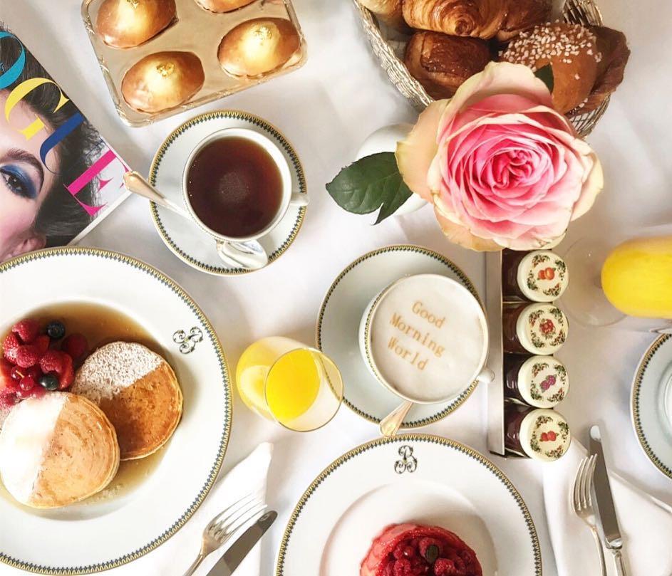 Bữa sáng sang chảnh tại các khách sạn 5 sao đẳng cấp thế giới-4