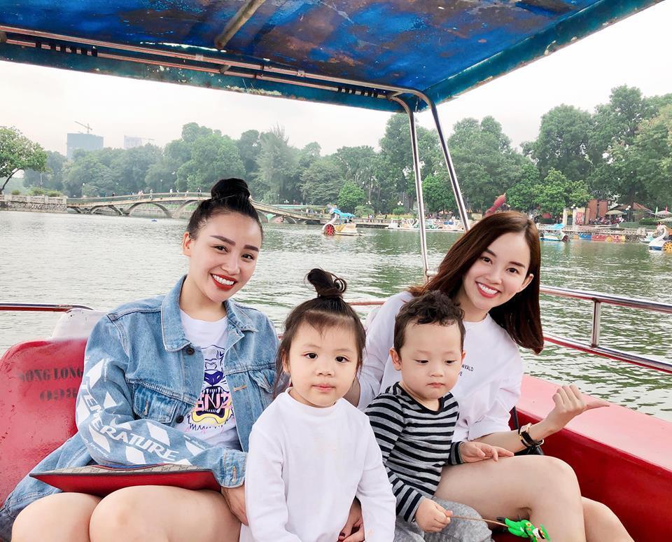 Ly Kute lần đầu tiết lộ về cô bé là bạn thanh mai trúc mã với con trai 3 tuổi-1