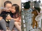 Ly Kute lần đầu tiết lộ về cô bé là bạn thanh mai trúc mã với con trai 3 tuổi