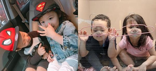 Ly Kute lần đầu tiết lộ về cô bé là bạn thanh mai trúc mã với con trai 3 tuổi-3