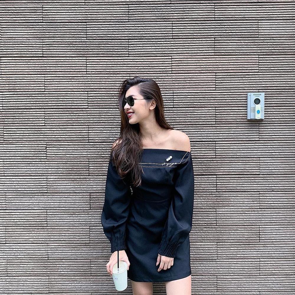 Mặc chị em đón đầu xu hướng với áo sweater đa sắc màu, Chi Pu mát mẻ diện váy rộng thùng thình như bà bầu-2