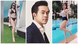 Đọ vẻ sexy tình mới - tình cũ của Dương Khắc Linh: Ai nóng bỏng hơn?
