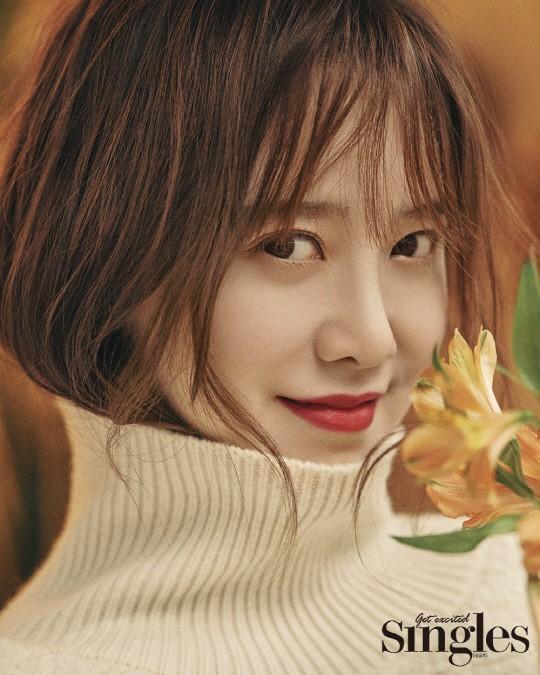 Nàng cỏ Goo Hye Sun tiết lộ bí quyết giữ lửa sau khi kết hôn-1