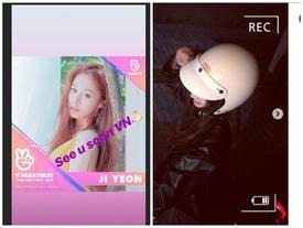 V-Queen's Việt chú ý: Các bạn có tin nhắn từ Park Jiyeon!