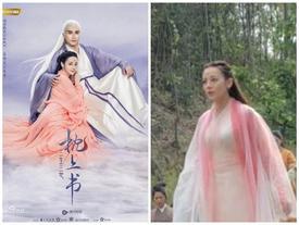 Dân mạng Trung Quốc chê bai tạo hình của Địch Lệ Nhiệt Ba trong 'Tam sinh tam thế: Chẩm thượng thư'