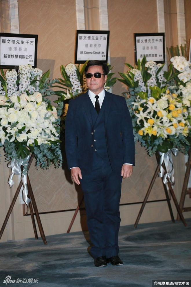 Thành Long và nhiều đạo diễn tưởng nhớ ông trùm điện ảnh Hong Kong-5