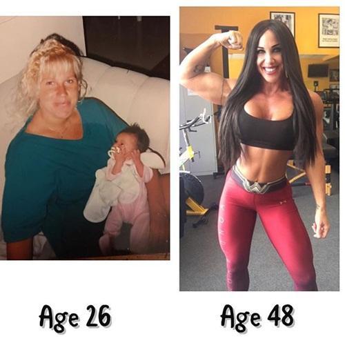 Bà nội tuổi 49 xinh đẹp, nóng bỏng như gái đôi mươi-6