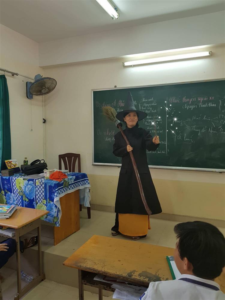 Hình ảnh đáng yêu và cực có tâm của thầy cô dành cho học trò khiến lũ tiểu quỷ nhớ mãi không quên-4