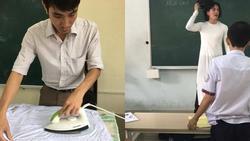 Hình ảnh đáng yêu và cực có tâm của thầy cô dành cho học trò khiến 'lũ tiểu quỷ' nhớ mãi không quên