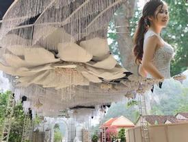 Hé lộ danh tính và ngoại hình xinh đẹp của cô dâu trong đám cưới nhiều tỷ ở Cao Bằng