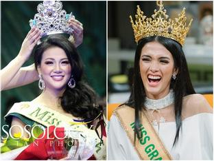 Được khen đẹp hơn Hoa hậu Trái đất Phương Khánh, tân Hoa hậu Hòa Bình 2018 cười 'ha hả' khiến mạng xã hội dậy sóng