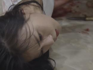 'Quỳnh Búp Bê' tập cuối: Quỳnh bị đâm nằm trên vũng máu bên cạnh bố dượng
