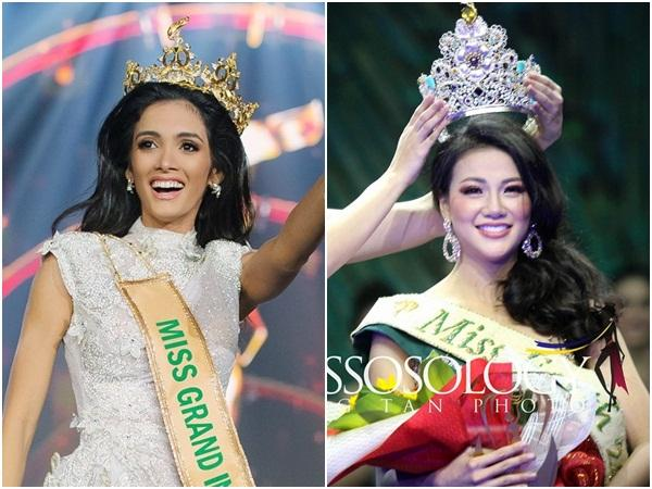 Được khen đẹp hơn Hoa hậu Trái đất Phương Khánh, tân Hoa hậu Hòa Bình 2018 cười ha hả khiến mạng xã hội dậy sóng-1
