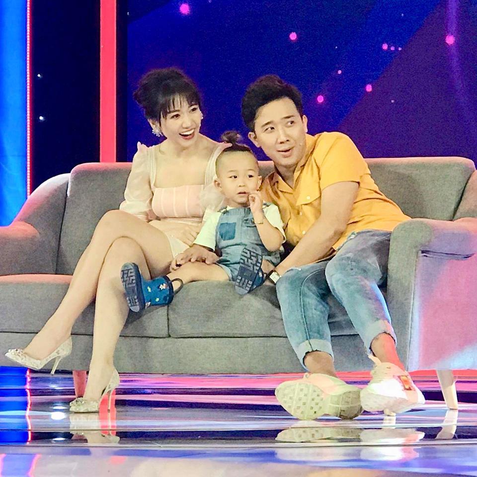 Hari Won tính chuyện thành mẹ bỉm sữa mập ú khiến fan mừng thầm cuối cùng cũng có Xìn con-6