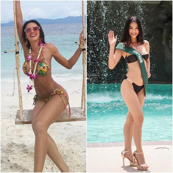 Được khen đẹp hơn Hoa hậu Trái đất Phương Khánh, tân Hoa hậu Hòa Bình 2018 cười ha hả khiến mạng xã hội dậy sóng-6