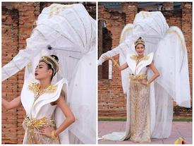 Hé lộ quốc phục 'khủng' của nước chủ nhà Thái Lan khiến mọi đối thủ phải dè chừng