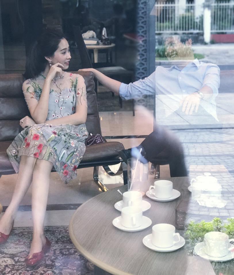 Đặng Thu Thảo khoe loạt ảnh đẹp cùng ông xã đại gia tình tứ tại Hàn Quốc-12