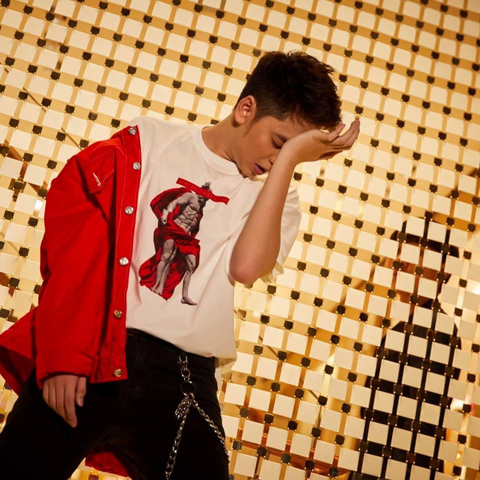 Hot boy Minh Châu tiết lộ lý do đặc biệt khi cover nhạc của Hương Giang Idol-6