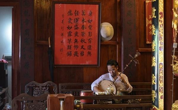 Nam Hoài Linh, Bắc Vượng Râu: Thiên Trường Vọng Phủ rộng hơn 1000m2, rợn người khi bước vào trong-2