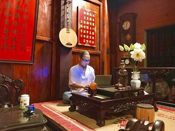 Nam Hoài Linh, Bắc Vượng Râu: Thiên Trường Vọng Phủ rộng hơn 1000m2, rợn người khi bước vào trong-7