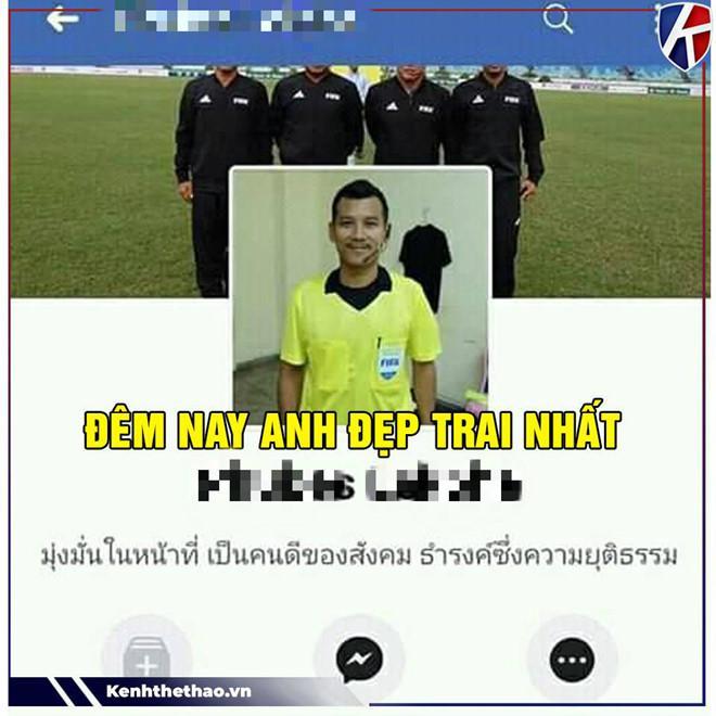 Ảnh chế dân mạng bất bình với trọng tài trận Việt Nam - Myanmar-4