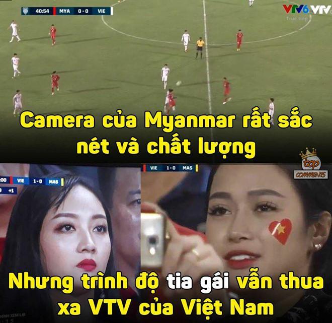 Ảnh chế dân mạng bất bình với trọng tài trận Việt Nam - Myanmar-5