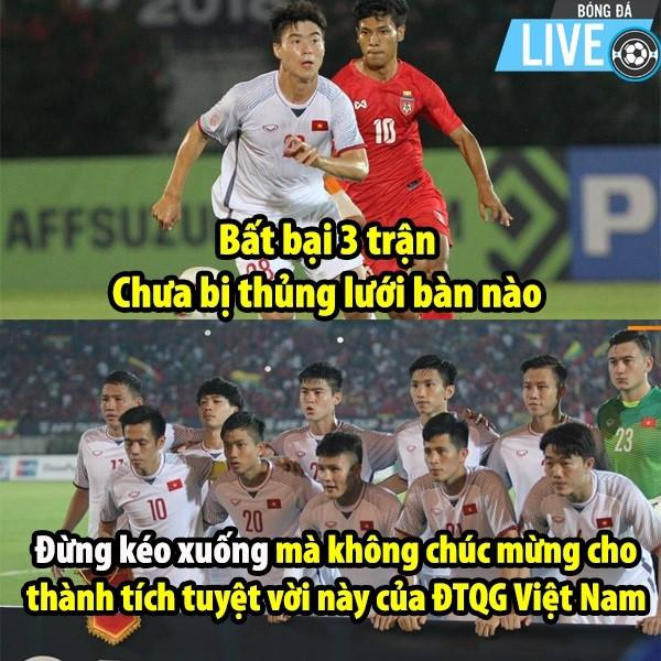 Ảnh chế dân mạng bất bình với trọng tài trận Việt Nam - Myanmar-8