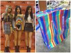 Bất ngờ với bộ trang phục được lấy ý tưởng từ túi nhựa Sampeng Thái Lan của Jennie BLACKPINK