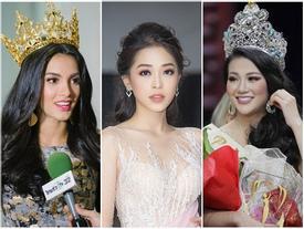 QUÝT LÀM CAM CHỊU: Á hậu Bùi Phương Nga bị chửi oan trong scandal liên quan tới Hoa hậu Trái đất Phương Khánh