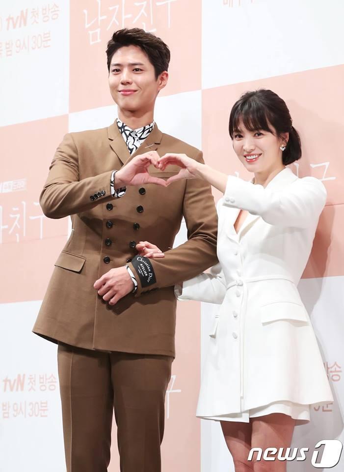 Song Hye Kyo làm tình nhân trai trẻ, ông xã Song Joong Ki hứa xem phim mà không than vãn nửa câu-1