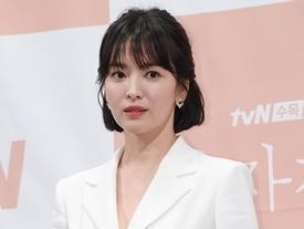 Song Hye Kyo làm tình nhân trai trẻ, ông xã Song Joong Ki hứa xem phim mà không than vãn nửa câu