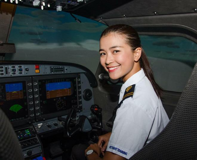 Cuộc sống của những sao Việt từ bỏ nghệ thuật để đi làm phi công hiện ra sao?-7
