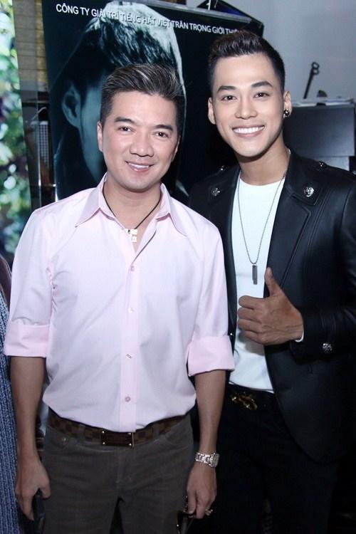 Trước khi chia sẻ về scandal tình dục với Đàm Vĩnh Hưng, Phan Ngọc Luân chỉ được khán giả biết đến qua những lần giả gái rất ngọt-3