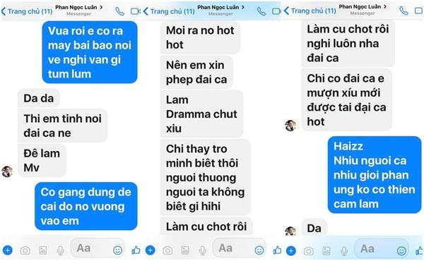 Sau phát ngôn ngủ chung của Phan Ngọc Luân, Đàm Vĩnh Hưng giận dữ: Một đứa con hư cần giáo huấn-5