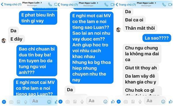 Sau phát ngôn ngủ chung của Phan Ngọc Luân, Đàm Vĩnh Hưng giận dữ: Một đứa con hư cần giáo huấn-6