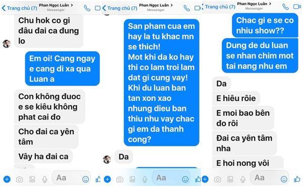 Sau phát ngôn ngủ chung của Phan Ngọc Luân, Đàm Vĩnh Hưng giận dữ: Một đứa con hư cần giáo huấn-7