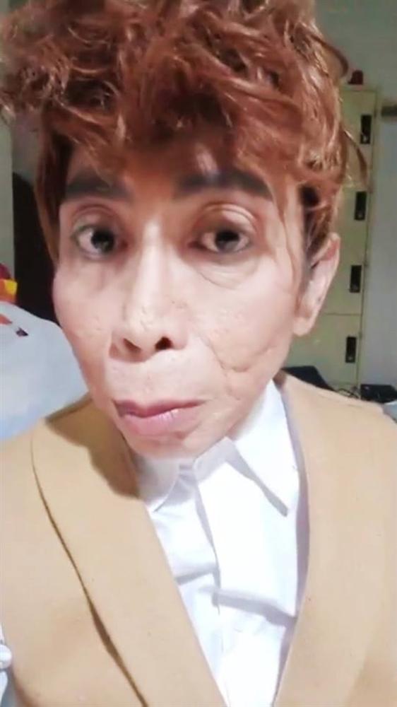Gái già chuyển giới đình đám Thái Lan bất ngờ trở về diện mạo đàn ông vì rạn nứt tình cảm với bạn trai?-3
