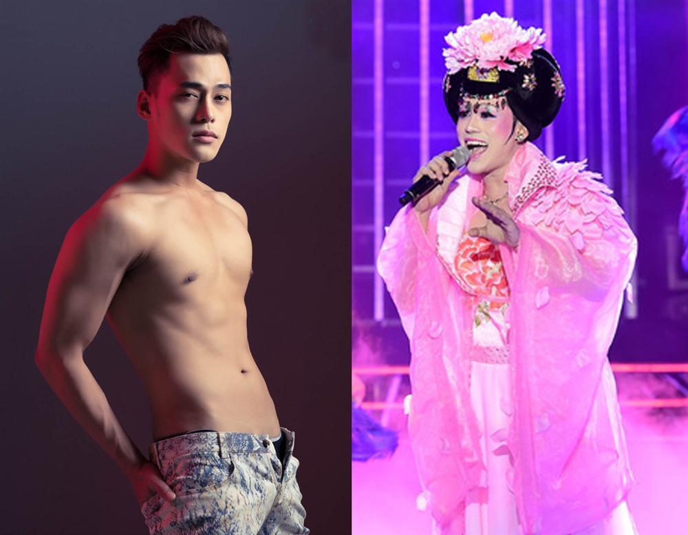 Trước khi chia sẻ về scandal tình dục với Đàm Vĩnh Hưng, Phan Ngọc Luân chỉ được khán giả biết đến qua những lần giả gái rất ngọt-5