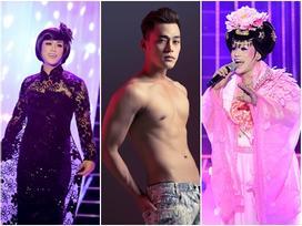 Trước khi chia sẻ về scandal tình dục với Đàm Vĩnh Hưng, Phan Ngọc Luân chỉ được khán giả biết đến qua những lần giả gái rất ngọt
