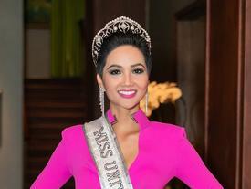 H'Hen Niê: 'Tôi chinh chiến Miss Universe 2018 với tinh thần được ăn cả, ngã về không'
