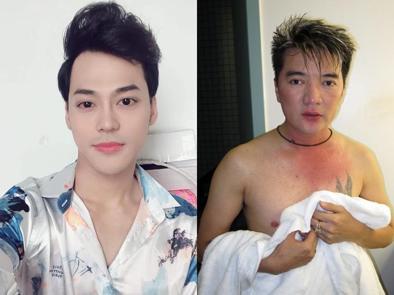 Chỉ trong 10 ngày, Phan Ngọc Luân đổi trắng thay đen khi nói về mối tình đồng giới với Đàm Vĩnh Hưng-3