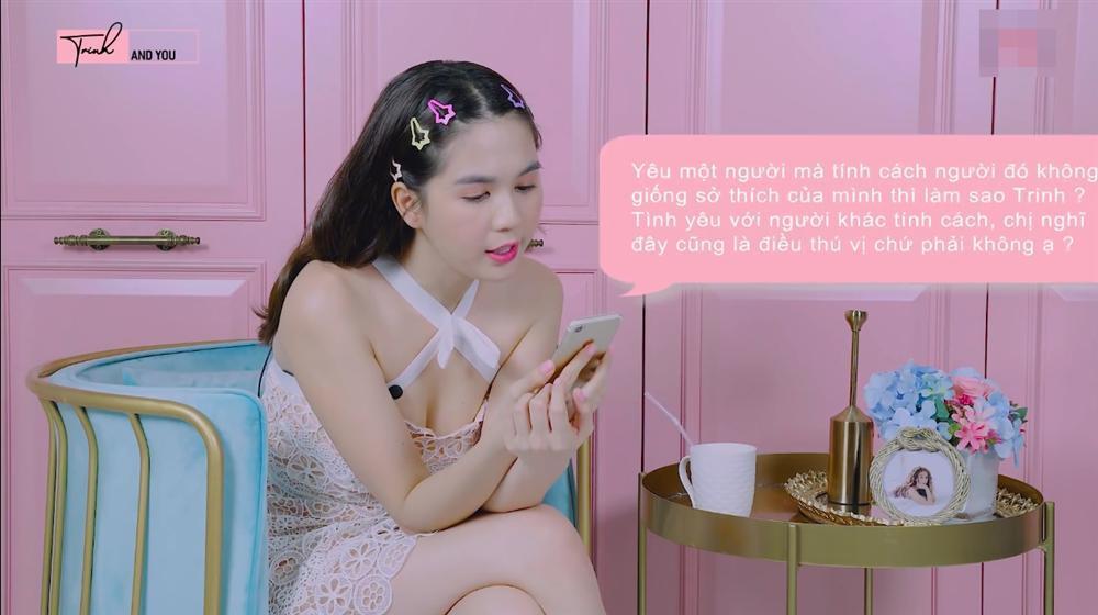Rút kinh nghiệm từ quá khứ tình trường lừng lẫy, Ngọc Trinh tư vấn chị em cách yêu thế nào cho ngọt-3