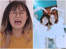 Dân mạng hả hê với cái kết dành cho người đàn ông phản bội Hương Giang Idol trong bản parody của Misthy