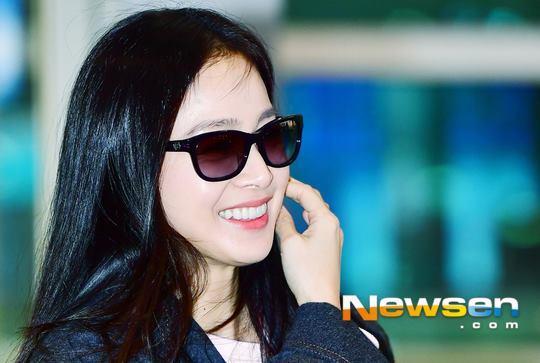 U40 Kim Tae Hee sở hữu làn da mịn màng khiến thiếu nữ phát ghen-2