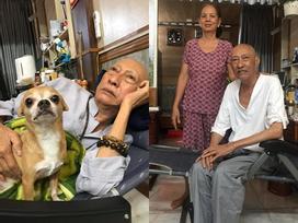 Vợ nghệ sĩ Lê Bình bất ngờ quay về chăm sóc chồng, chuẩn bị cho tình huống xấu nhất