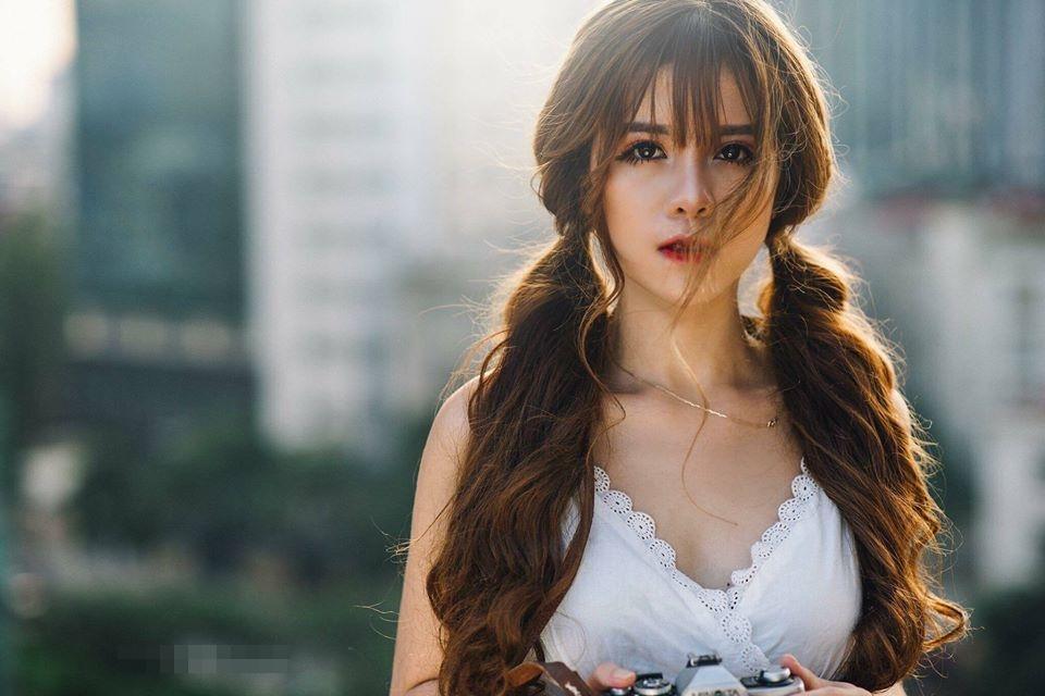 Vợ sắp cưới xinh như hotgirl của vlogger Huy Cung lộ nhan sắc khi chưa thẩm mỹ-4